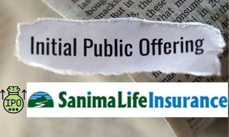 Sanima Ipo allotment result